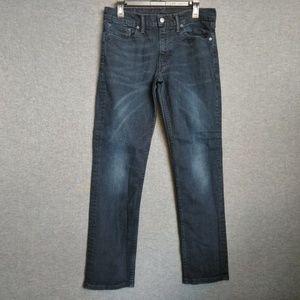 Levi's 511 Skinny Leg Mens Jeans Size 33 X 30